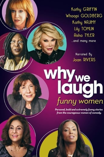 Poster of Why We Laugh: Funny Women