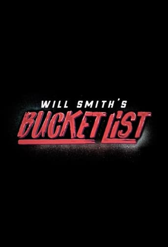Poster of Will Smith's Bucket List
