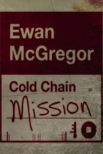 Poster of Ewan McGregor: Cold Chain Mission