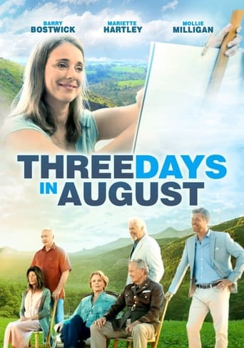 Poster of Three Days in August