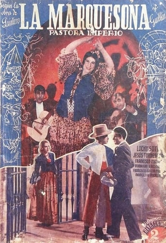 Poster of La marquesona