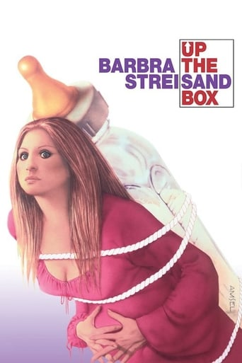 Poster of Up the Sandbox