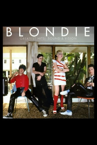 Poster of Blondie: Greatest Hits -  Sound & Vision