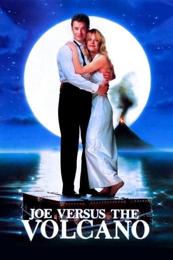 Poster of Joe Versus the Volcano