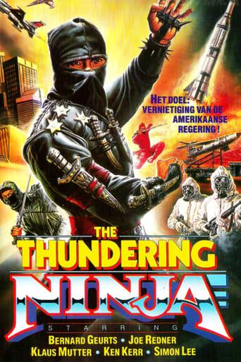 Poster of Thundering Ninja
