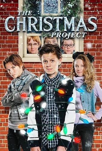 Poster of The Christmas Project