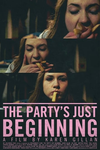 The Party's Just Beginning
