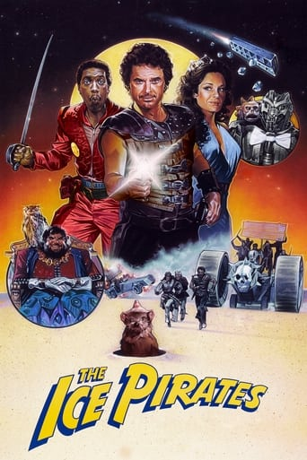 Poster of The Ice Pirates