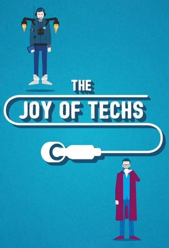 Poster of The Joy of Techs