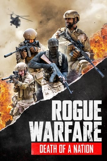 Poster of Rogue Warfare: Death of a Nation