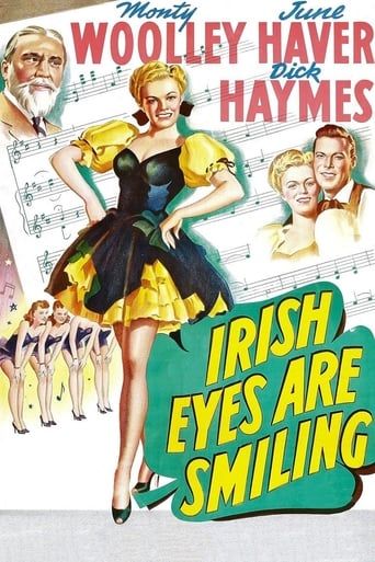 Poster of Irish Eyes Are Smiling