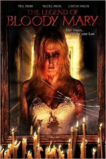 Poster of The Legend of Bloody Mary
