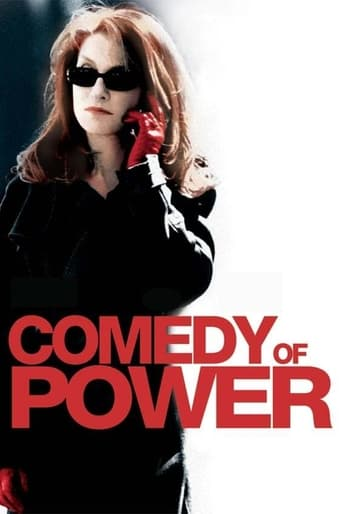 Poster of Comedy of Power
