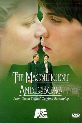Poster of The Magnificent Ambersons