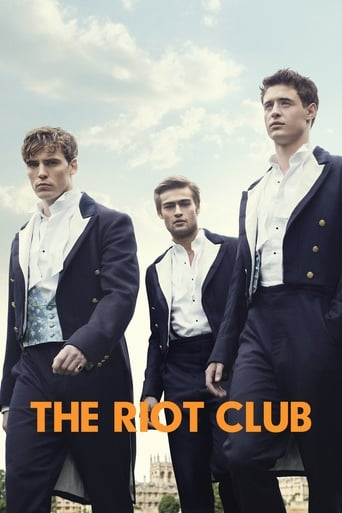 Poster of The Riot Club