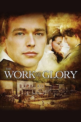 Poster of The Work and the Glory