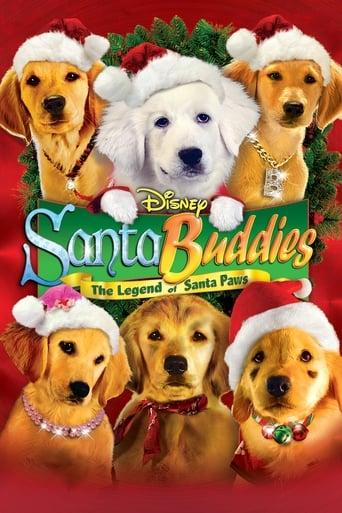 Poster of Santa Buddies