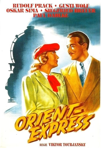 Poster of Orient Express