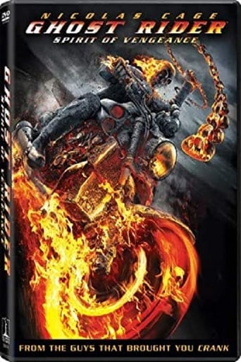Poster of The Path to Vengeance: Making 'Ghost Rider: Spirit of Vengeance'