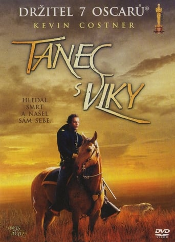 Poster of Tanec s vlky