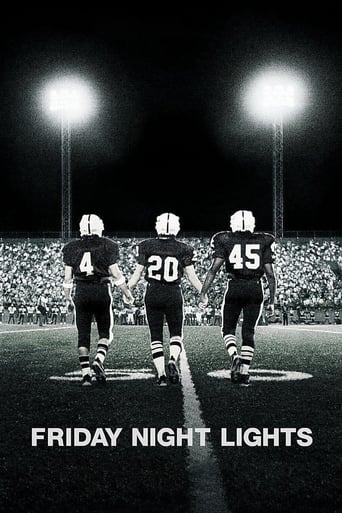 Poster of Friday Night Lights