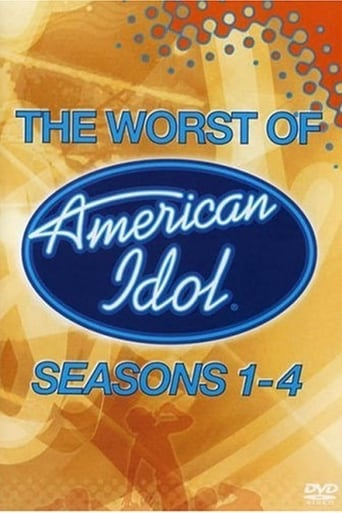 Poster of American Idol: The Worst of Seasons 1-4