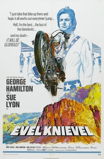 Poster of Evel Knievel