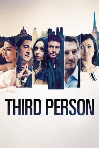 Poster of Third Person