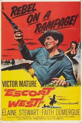 Poster of Escort West