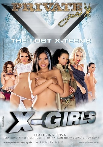 Poster of X-Girls