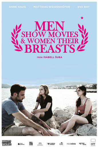 Poster of Men Show Movies & Women Their Breasts