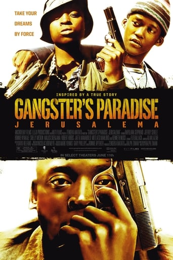 Poster of Gangster's Paradise: Jerusalema