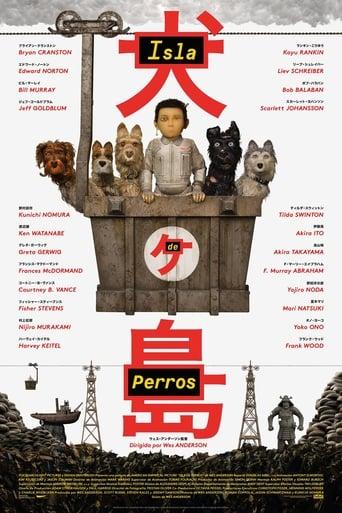 Poster of Isla de perros