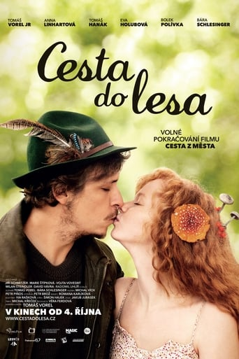 Poster of Cesta do lesa