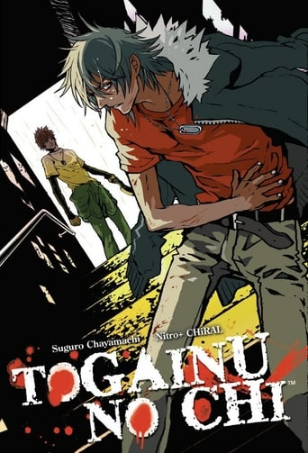 Poster of Togainu no Chi