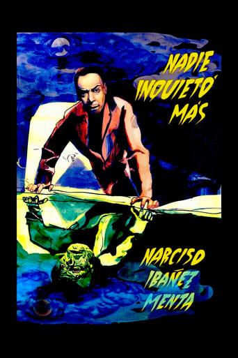 Poster of Nadie inquietó más