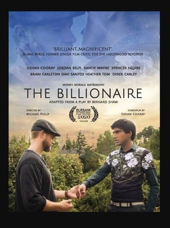 Poster of THE BILLIONAIRE