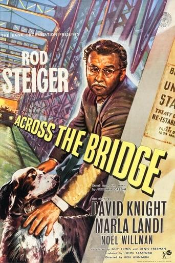 Poster of Across the Bridge