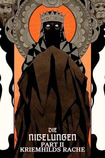 Poster of Die Nibelungen: Kriemhild's Revenge