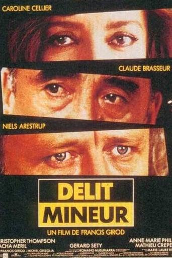 Poster of Délit mineur