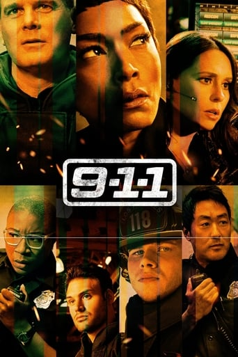 Poster of 9-1-1