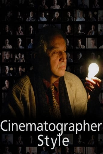 Poster of Cinematographer Style