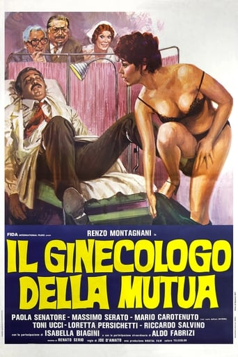 Poster of Il ginecologo della mutua