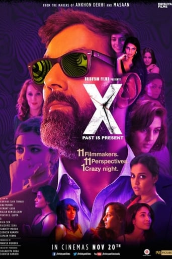 Poster of X: Past Is Present
