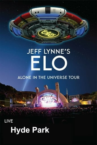 Jeff Lynne's ELO: Live at Hyde Park