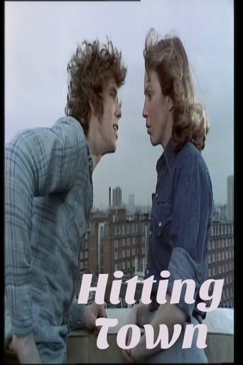 Poster of Hitting Town