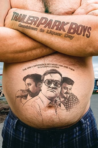 Poster of Trailer Park Boys: Countdown to Liquor Day