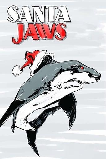 Poster of Santa Jaws