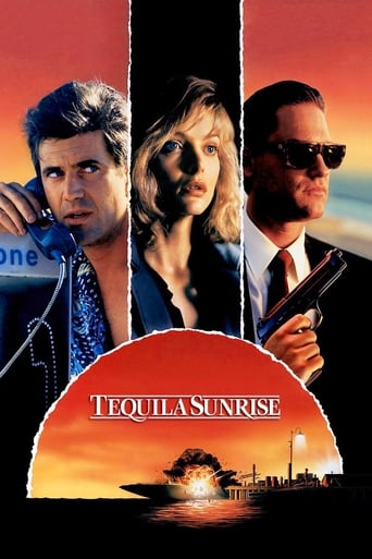 Poster of Tequila Sunrise