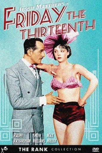 Poster of Friday the Thirteenth